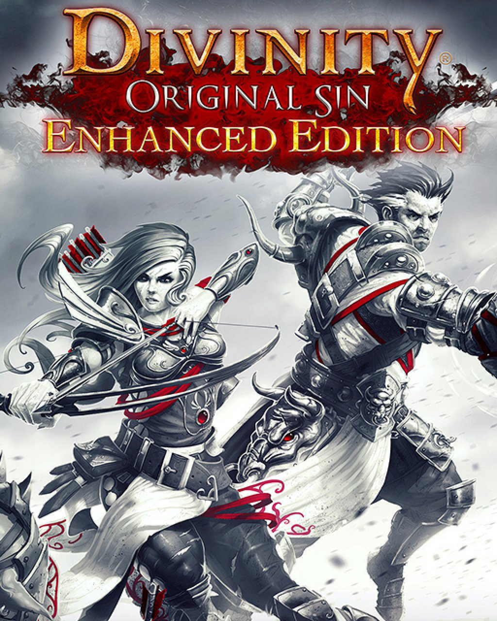 Divinity Original Sin Enhanced Edition krabice