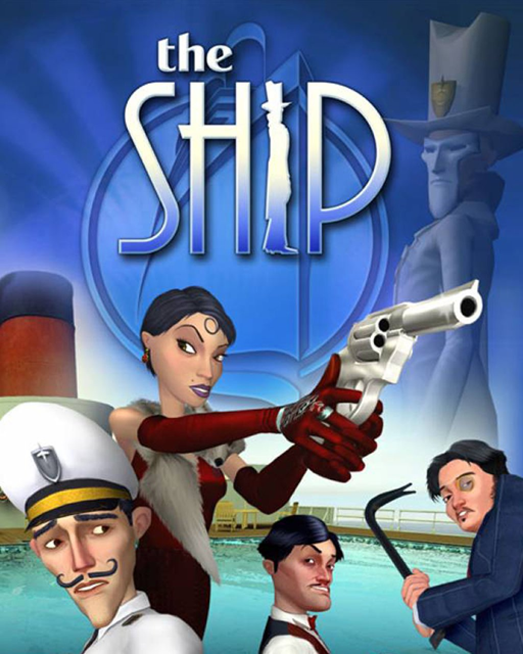 The Ship Complete Pack