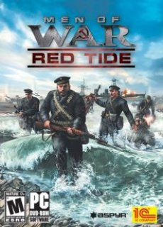 Men of War Red Tide krabice