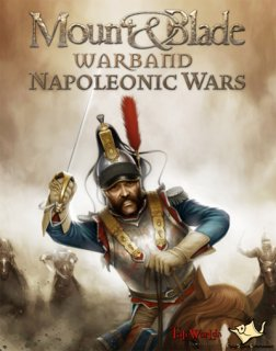 Mount and Blade Warband Napoleonic Wars krabice