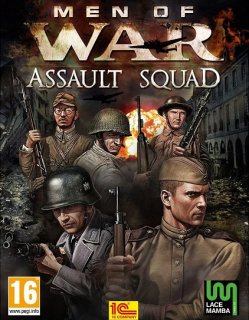 Men of War Assault Squad krabice