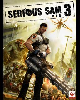 Serious Sam 3 BFE krabice