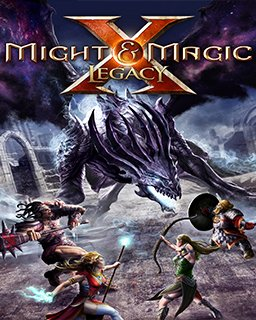 Might and Magic X Legacy krabice
