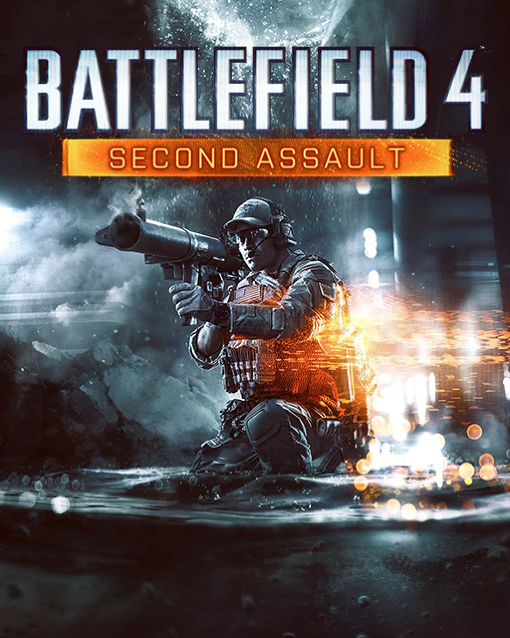 Battlefield 4 Second Assault krabice