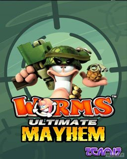Worms Ultimate Mayhem krabice
