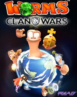 Worms Clan Wars + Worms Revolution krabice