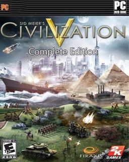 Civilization V Complete Edition krabice