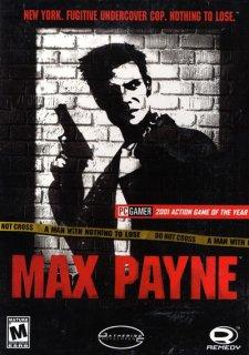 Max Payne krabice