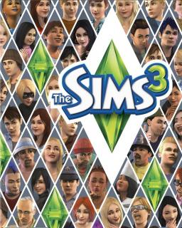 The Sims 3 krabice