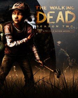 The Walking Dead Season 2 krabice