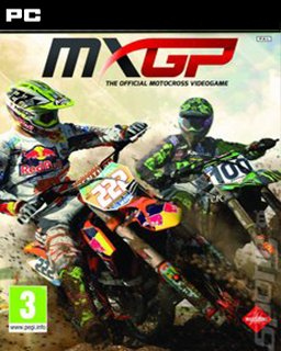 MXGP The Official Motocross Videogame krabice