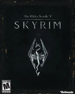 The Elder Scrolls V Skyrim krabice