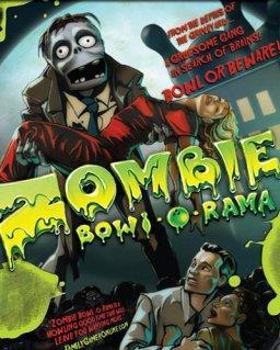 Zombie Bowl-o-Rama krabice