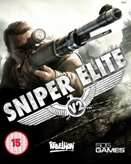 Sniper Elite V2 Collectors Edition krabice