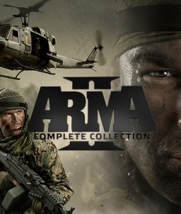 Arma II Complete Collection, Arma 2 krabice