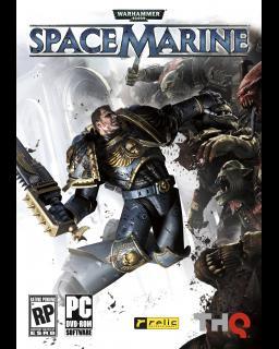 Warhammer 40,000 Space Marine krabice