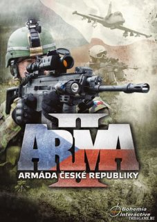 Arma II Army of the Czech Republic, Arma 2 krabice