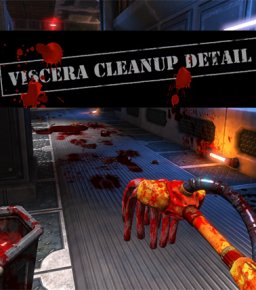 Viscera Cleanup Detail krabice