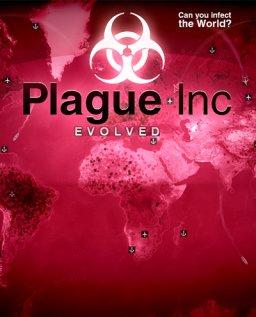 Plague Inc Evolved krabice