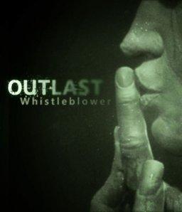 Outlast Whistleblower DLC krabice