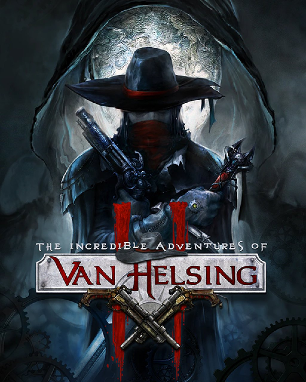 The Incredible Adventures of Van Helsing II krabice