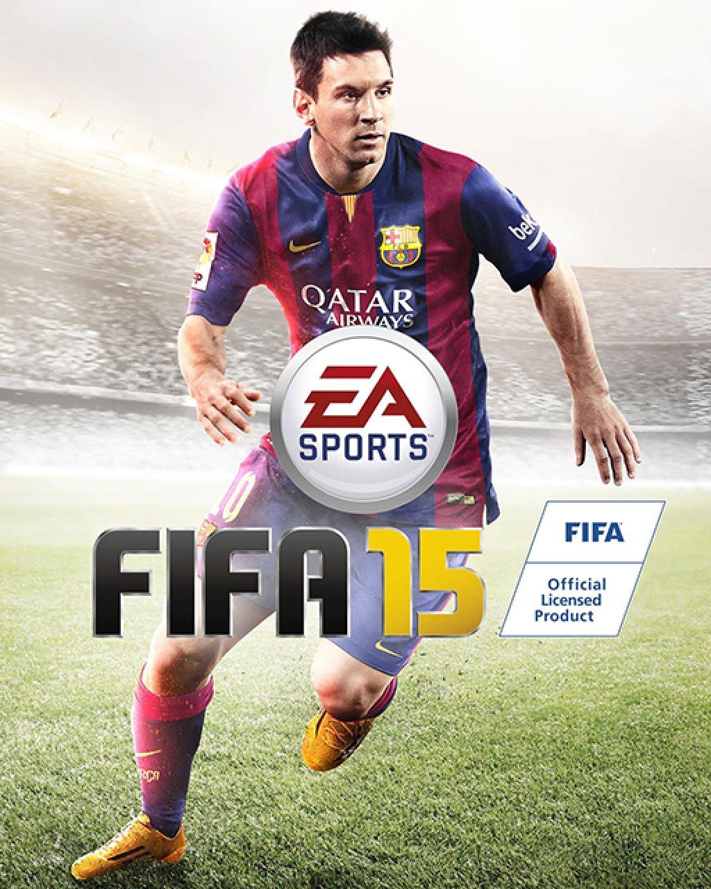 FIFA 15 krabice