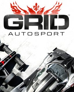 GRID Autosport krabice