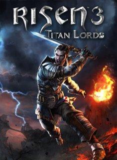 Risen 3 Titan Lords krabice
