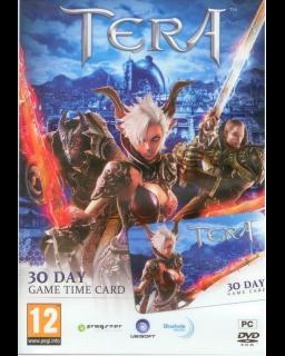 TERA Online 30 Dní předplacená karta krabice