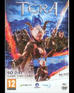 TERA Online 60 Dní předplacená karta krabice