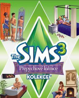 The Sims 3 Přepychové ložnice krabice