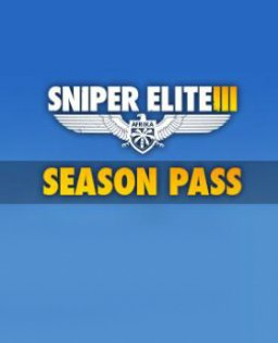 Sniper Elite 3 Season Pass krabice