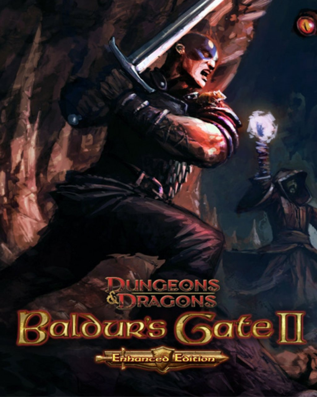 Baldurs Gate 2 Enhanced Edition krabice