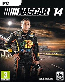 NASCAR 14 krabice
