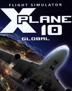 X-Plane 10 Global 64 Bit krabice
