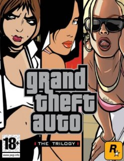 Grand Theft Auto Trilogy, GTA Trilogy