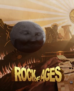 Rock of Ages krabice