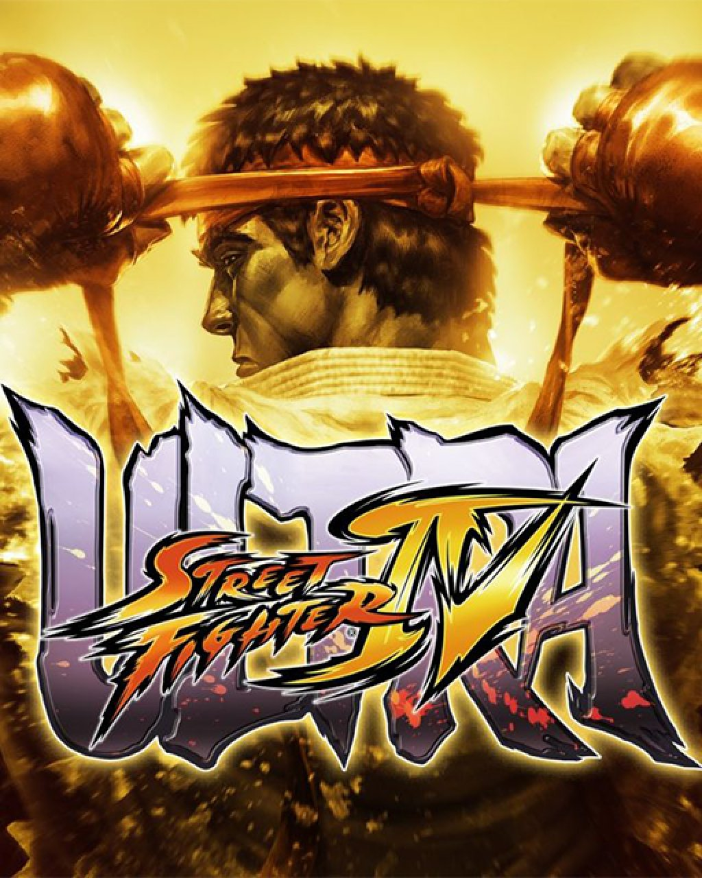 Ultra Street Fighter IV krabice
