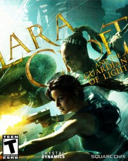 Lara Croft and the Guardian of Light krabice