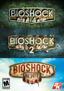BioShock Triple Pack krabice
