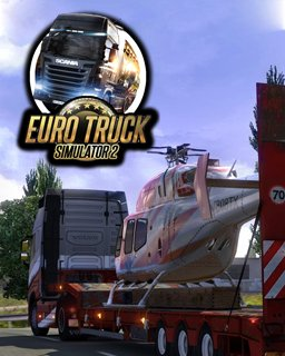 Euro Truck Simulátor 2 High Power Cargo Pack krabice