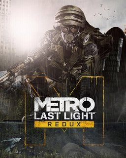 Metro Last Light Redux krabice