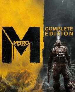 Metro Last Light Complete Edition krabice
