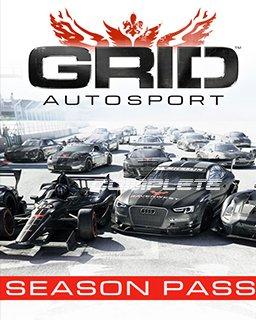 Grid Autosport Season Pass krabice
