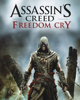 Assassins Creed Freedom Cry Standalone Game krabice