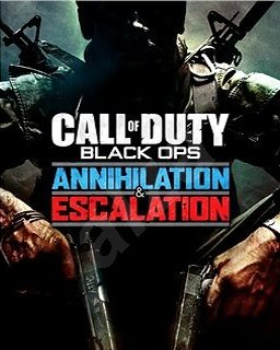 Call of Duty Black Ops Annihilation & Escalation Mac krabice