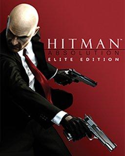 Hitman Absolution Elite Edition krabice