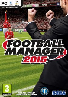 Football Manager 2015 krabice