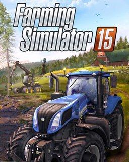 Farming Simulator 15 krabice