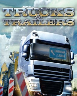 Trucks and Trailers krabice